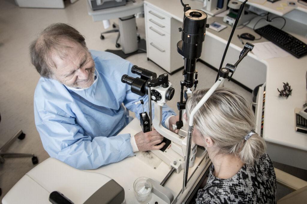 Har du dårligt syn? Få perfekt syn hos Peter Brincker